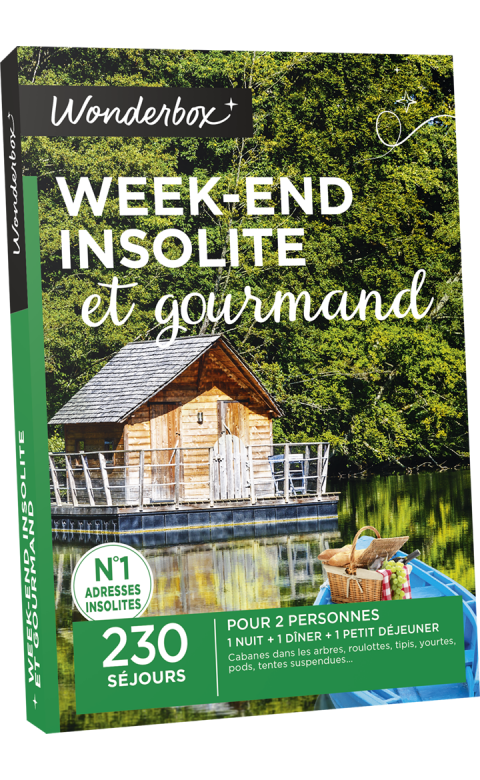 Weekend Insolite WonderBox