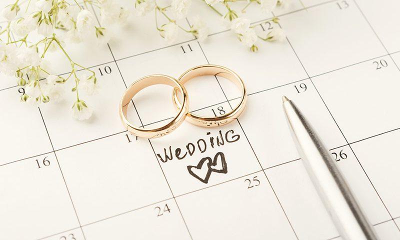 Mariage en semaine   Une bonne idée pour 2021 ?   Le Lagon Bleu