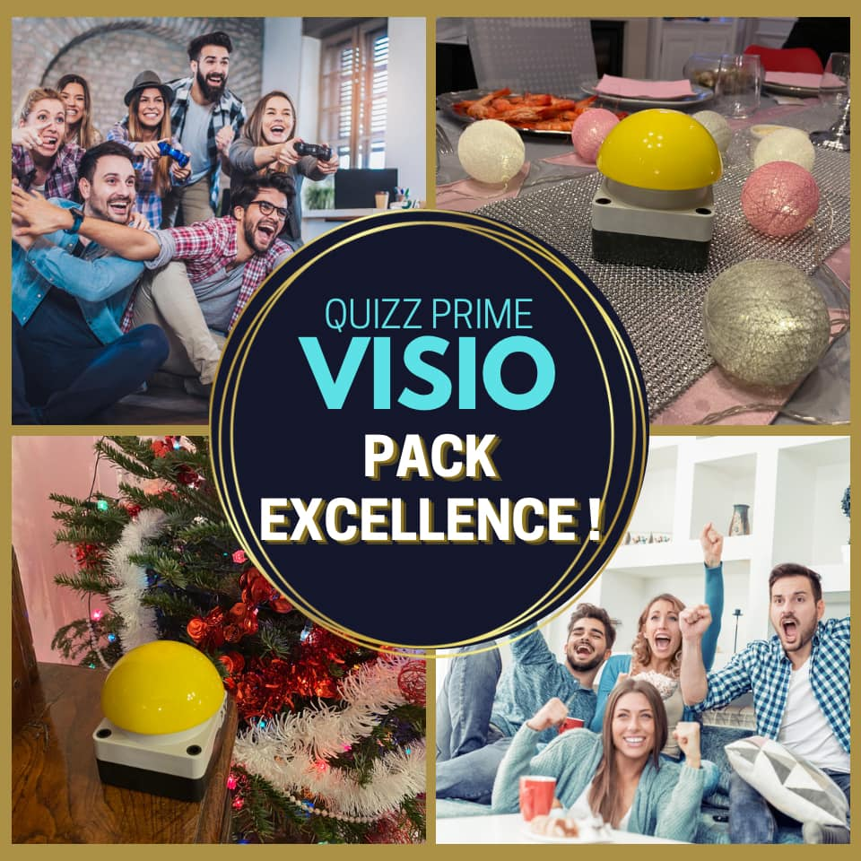 Présentation pack excellence visio - le lagon bleu animations